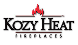Kozy Heat Fireplaces Logo Image - Ember Fireplaces
